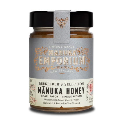 Manuka Honey MGO 829+ 400G VINTAGE - 2018